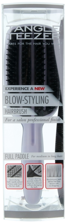 Spazzola-Styling per capelli - Tangle Teezer Blow-Styling Full Paddle — foto N1