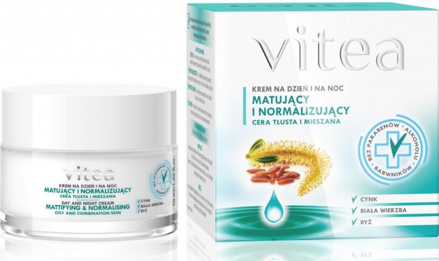 Crema viso opacizzante - Vitea Mattifying And Normalising Face Cream