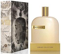 Profumi e cosmetici Amouage The Library Collection Opus VIII - Eau de Parfum