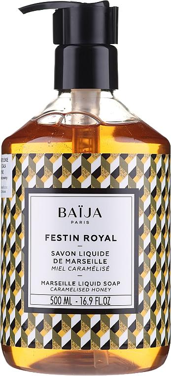 Sapone di Marsiglia liquido - Baija Festin Royal Marseille Liquid Soap