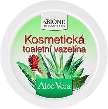 Profumi e cosmetici Vaselina cosmetica con estratto di aloe vera - Bione Cosmetics Aloe Vera Cosmetic Vaseline