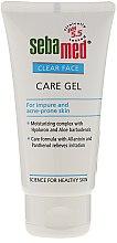 Profumi e cosmetici Gel detergente viso - Sebamed Clear Face Gel Moisturizing And Soothing Gel