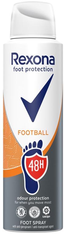 Spray per piedi - Rexona Football Spray