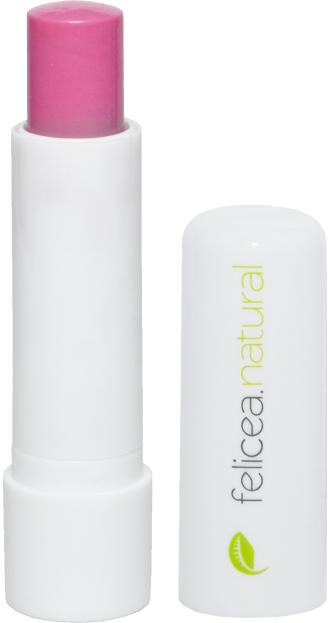 Rossetto protettivo, naturale - Felicea Natural Protective Lipstick