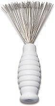 Profumi e cosmetici Spazzola per pulizia delle spazzole da massaggio 6cm - Titania
