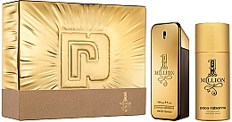 Profumi e cosmetici Paco Rabanne 1 Million - Set (edt/100 + deo/150)