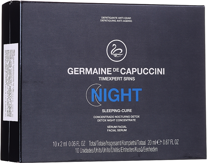 Complesso viso, da notte - Germaine de Capuccini Timexpert SRNS Night Sleeping-Cure