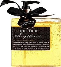 Profumi e cosmetici Gel doccia - Beeing True Almond Honey Shower Gel
