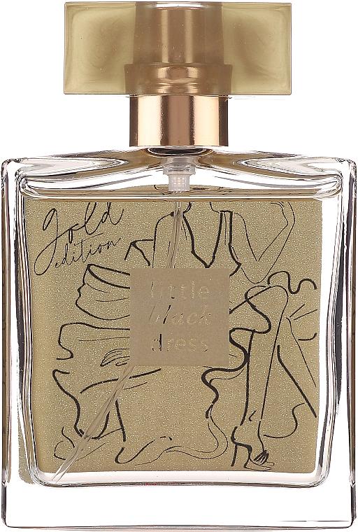 Avon Little Black Dress Gold Edition - Eau de parfum — foto N2