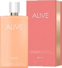 Profumi e cosmetici Hugo Boss Boss Alive - Lozione corpo