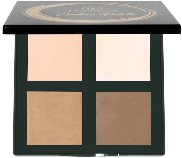Palette contouring - Dermacol Contour Palette