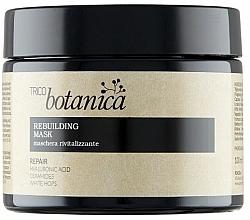 Profumi e cosmetici Maschera per capelli rigenerante - Trico Botanica Rebuilding