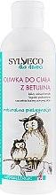 Profumi e cosmetici Olio corpo con Betulina - Sylveco For Kids Baby Oil with Betulin