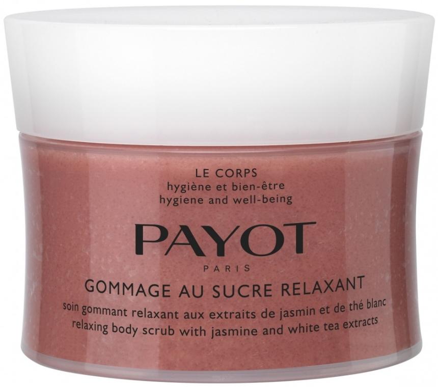 Scrub corpo rilassante con estratto di gelsomino e tè bianco - Payot Payot Le Corps Relaxing Body Scrub — foto N1