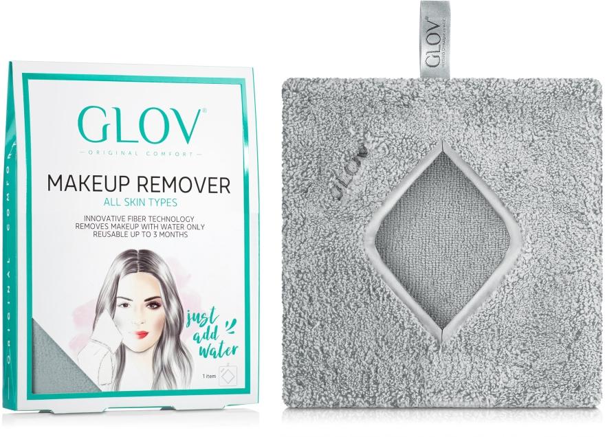 Guanto struccante - Glov Comfort Hydro Demaquillage Gloves Glam Grey — foto N1