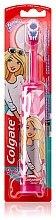 Profumi e cosmetici Spazzolino elettrico per bambini, Super Soft, Barbie, rosa-bianco - Colgate Electric Motion Barbie