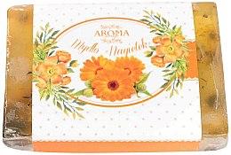 """Profumi e cosmetici Sapone """"Marigold"""" - Delicate Organic Aroma Soap"""