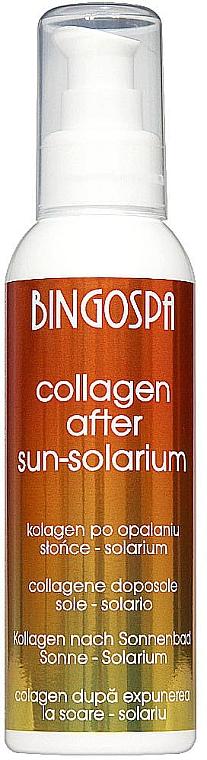 Collagene doposole con vitamina E e aloe - BingoSpa Collagen — foto N1