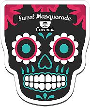 Maschera viso in tessuto - Dr Mola Sweet Masquerade Coconut Mask — foto N1