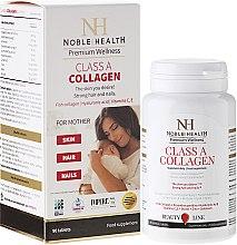 Profumi e cosmetici Integratore alimentare con collagene per capelli, pelle e unghie - Noble Health Premium Wellnes Classa Collagen