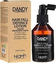 Profumi e cosmetici Lozione protettiva anticaduta dei capelli - Niamh Hairconcept Dandy Hair Fall Defence Lotion