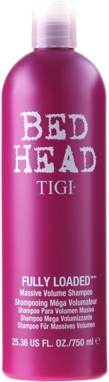 Shampoo per capelli - Tigi Bed Head Fully Loaded Shampoo