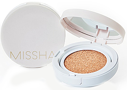 Profumi e cosmetici Fondotinta cushion - Missha Magic Cushion Cover Lasting SPF50+/PA+++