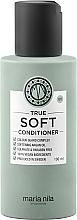 Profumi e cosmetici Balsamo idratante per capelli - Maria Nila True Soft Conditioner