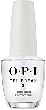 Profumi e cosmetici Top coat per unghie - O.P.I Gel Break Protector Top Coat