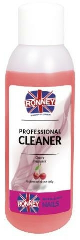 "Sgrassante unghie ""Amareno"" - Ronney Professional Nail Cleaner Cherry"