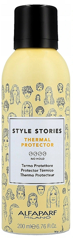Spray termoprotettore per capelli - Alfaparf Style Stories Thermal Protector