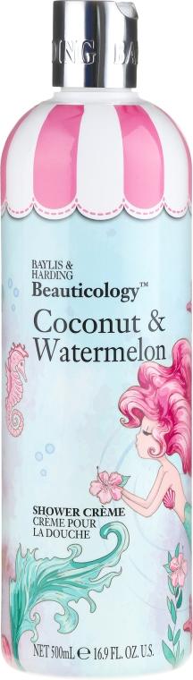 "Crema doccia ""Cocco e anguria"" - Baylis & Harding Beauticology Mermaid Shower Cream"