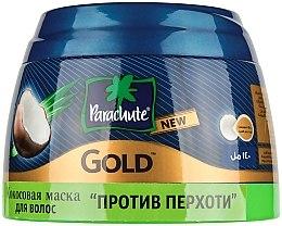 """Profumi e cosmetici Maschera capelli """"Antiforfora"""" con cocco - Biofarma Parachute Gold Coconut Hair Mask"""
