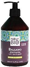 Profumi e cosmetici Balsamo districante per tutti i tipi di capelli - Renee Blanche Natur Green Bio