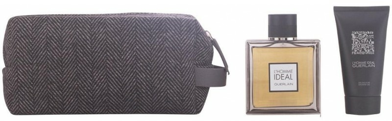 Guerlain L'Homme Ideal - Set (edt/100ml + sh/gel/75ml + bag) — foto N1