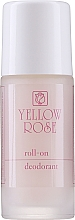 Profumi e cosmetici Deodorante roll-on da donna - Yellow Rose Deodorant Pink Roll-On