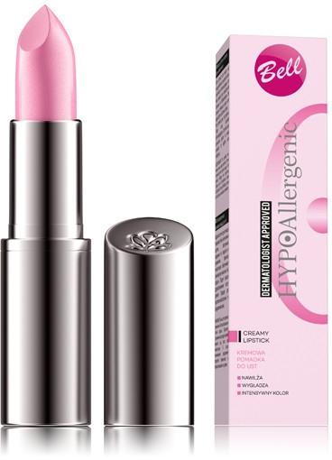 Rossetto cremoso - Bell HypoAllergenic Creamy Lipstick — foto N1