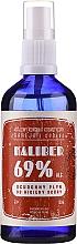 Profumi e cosmetici Spray antisettico mani - Polny Warkocz Kaliber 69%