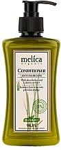 Profumi e cosmetici Condizionante anticaduta - Melica Organic Anti-Hair Loss Conditioner