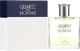 Profumi e cosmetici Molyneux Quartz Pour Homme - Eau de toilette