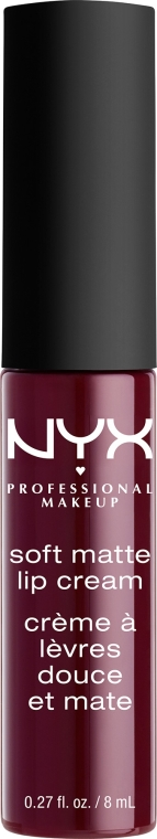 Rossetto liquido labbra - NYX Professional Makeup Soft Matte Lip Cream
