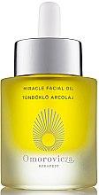 Profumi e cosmetici Olio viso - Omorovicza Miracle Facial Oil