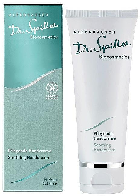 Crema mani lenitiva - Dr. Spiller Alpenrausch Soothing Hand Cream — foto N2