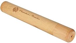 Profumi e cosmetici Custodia da viaggio per spazzolino da denti in bambù - Curanatura