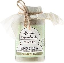 Profumi e cosmetici Argilla verde marocchina in polvere - Beaute Marrakech Green Clay