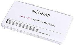 Profumi e cosmetici Estensioni unghie naturali - NeoNail Professional Nail Tips Natural