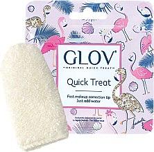 Profumi e cosmetici Guanto struccante mini - Glov Quick Treat Fast Makeup