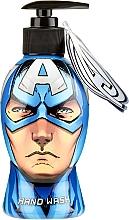 Profumi e cosmetici Sapone liquido mani - Disney Marvel Capitan America