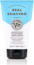 Profumi e cosmetici Crema da barba tradizionale - The Real Shaving Co. Age Defence Traditional Shave Cream