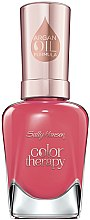Profumi e cosmetici Smalto all'olio di argan - Sally Hansen Color Therapy Nail Polish